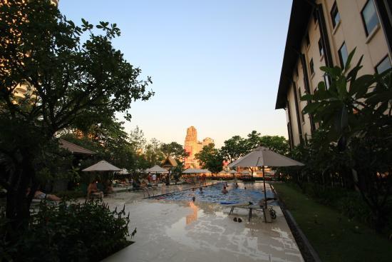 Piscina Picture Of Ibis Bangkok Riverside Bangkok