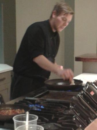 Entertaining Elements: chef Mike