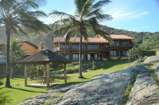 Hotel Atalaia do Mariscal: vista da pousada