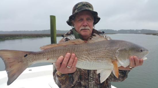 May River Excursions: The big one that DIDN'T get away!