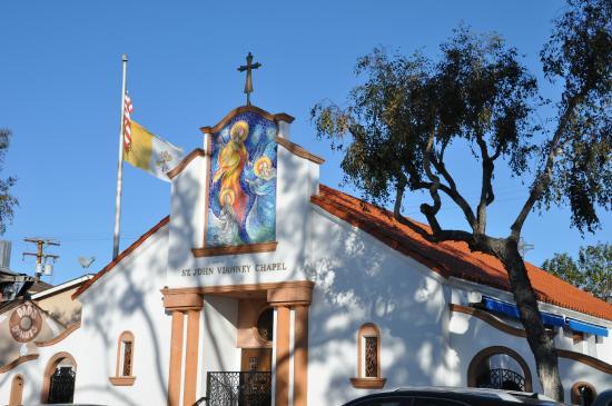 St.John Vianney Chapel