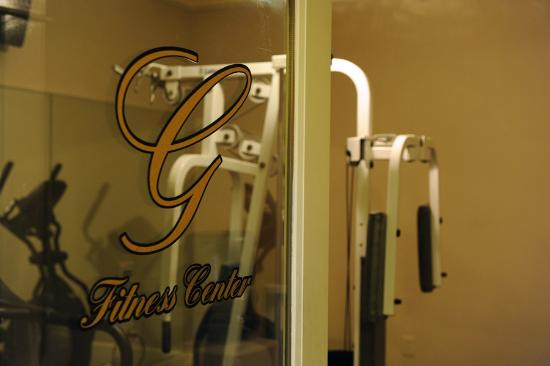 The Grand Hotel: Fitness Center