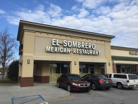 Best Mexican Restaurant Review Of El Sombrero Grill Gainesville