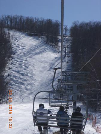 Catamount Ski Area: Catapult !