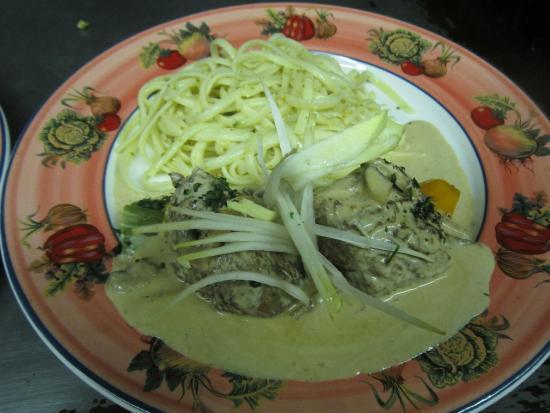 Restaurant Baffetto De Roma: Médaillions de Veau