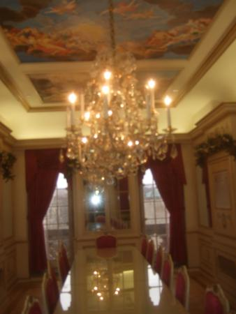 The Nationality Rooms: Austrian Room