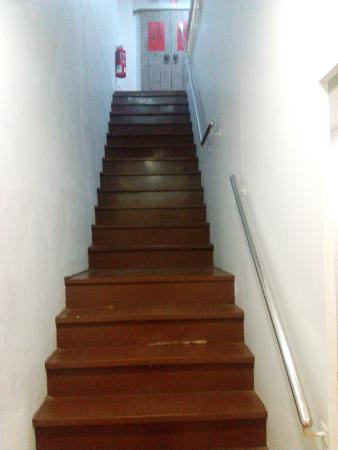 The Narrow Staircase Picture Of Campbell Times Hotel George Town