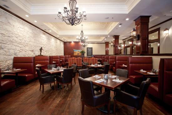 Rick's Chophouse: Main Dining Room