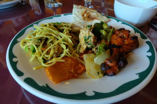 Taste of India: A mixture of everything