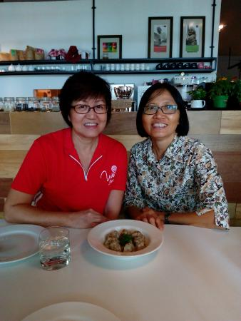 Real Food: Lunching together