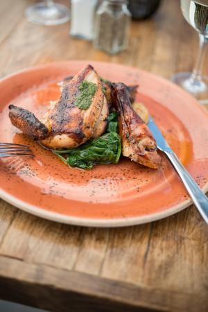 S Y Kitchen : Grilled chicken