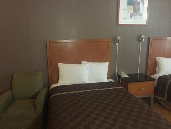Executive Inn Laguna Vista: double room