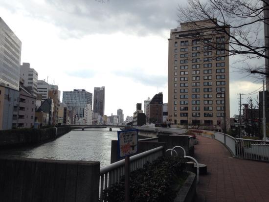 Riverview Hotel Picture Of Mitsui Garden Hotel Osaka Premier Osaka Tripadvisor
