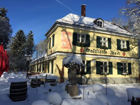 Gasthaus iberl b hne in solln das original picture of Markisen munchen solln