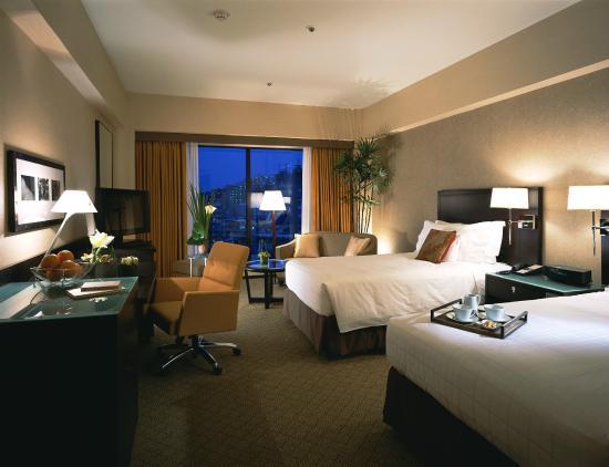 Sheraton Miyako Hotel Tokyo Review