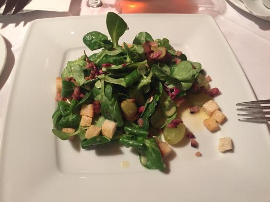 Obere Mühle: Salat