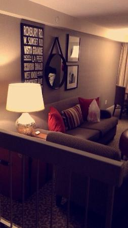 Le Parc Suite Hotel: Decor