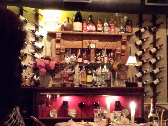 Restaurant Ermitage: Bar