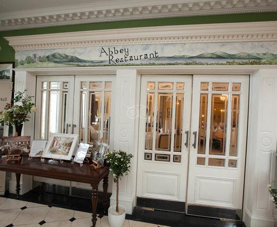 Abbey Restaurant at the Dromhall Hotel