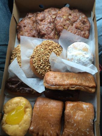 Chuck's Donut Shop