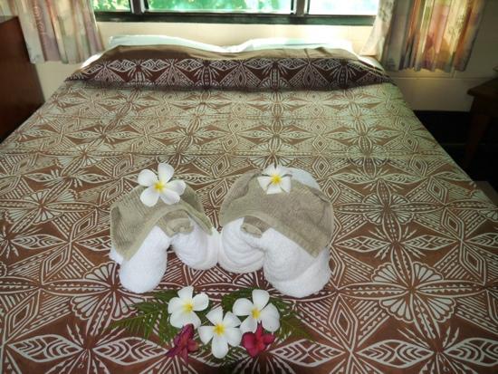 The Savaiian Hotel: Rita's art
