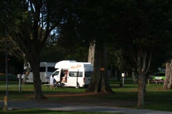 Motueka TOP 10 Holiday Park: Motueka Top 10 Campers