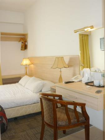 Prima Hotel Melaka: my standard room