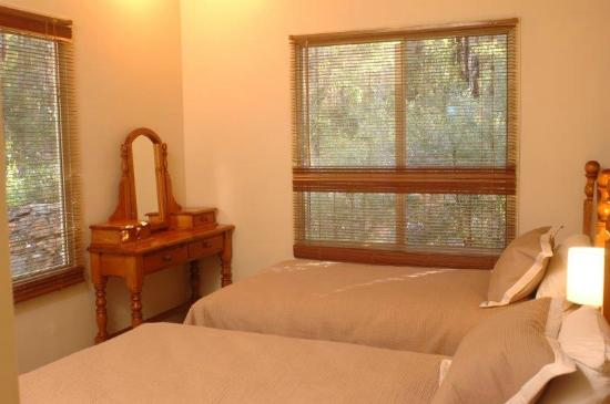 Harmony Forest: 2nd Bedroom, single beds