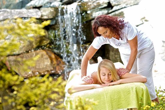 Mountain Resort Feuerberg: Wellnesszentrum