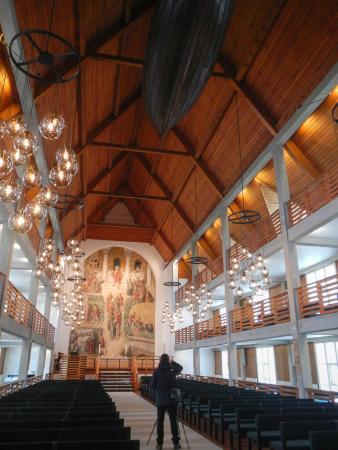 Klaksvik, Faroe Islands: Christianskirkjan