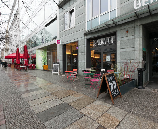 Photo of Hotel Generator Berlin Mitte at Oranienburger Str. 65, Berlin 10117, Germany
