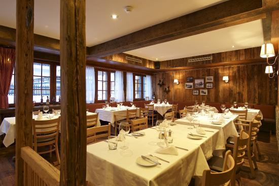 Restaurant Arvenstube