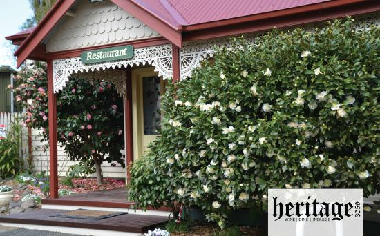 Heritage 3059 Restaurant: Welcome!