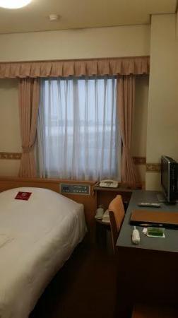Hotel Alpha-1 Niigata : シングル