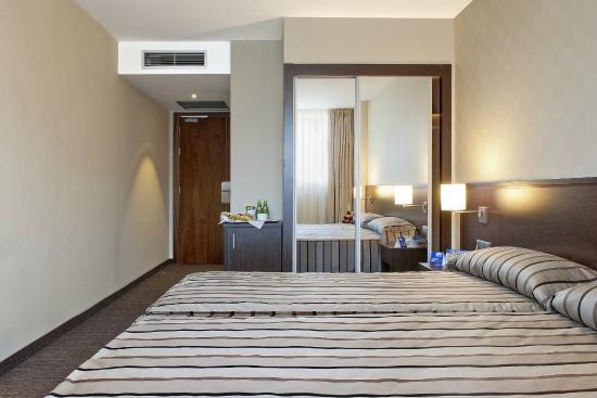 HCC Lugano: Twin Room