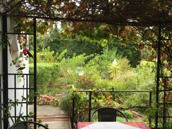 Impangele B and B & Self Catering Cottage: Gorgeous view