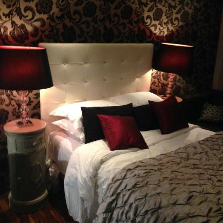 The Square : Rooms were luxurious!