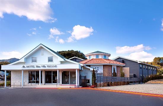 Hotel Blissvilla Hasami