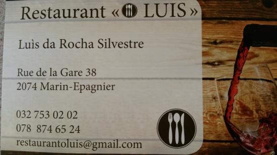 Restaurant O Luis