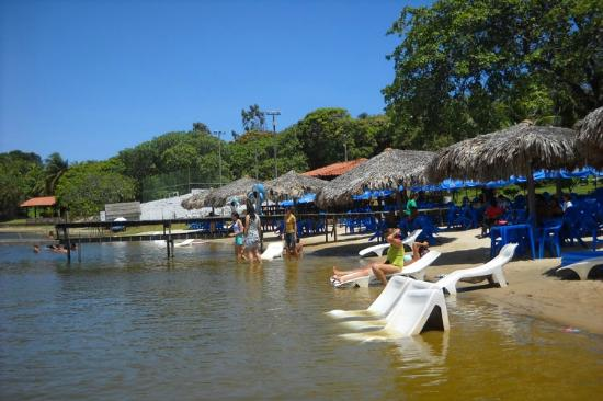 Banana Lake : Lagoa do Banana - Lazer
