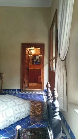 Riad Laurence Olivier: detalle de Suite
