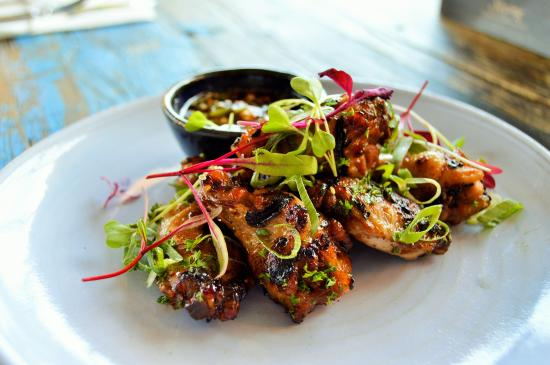 Social on Main: Small plates designed for sharing!