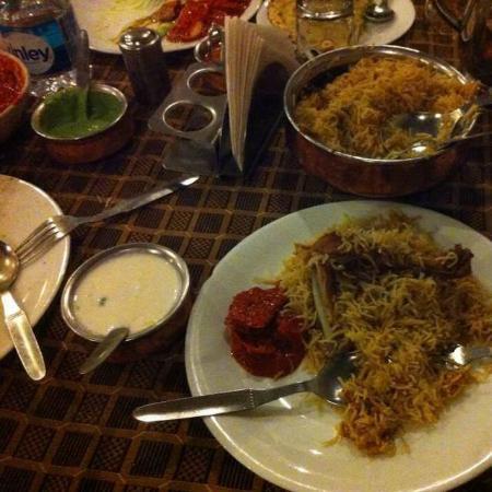 Night Food Court Hyderabad Telangana