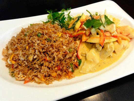 Asian restaurant staple