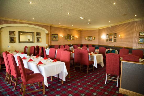 Cairn Hotel: Restaurant