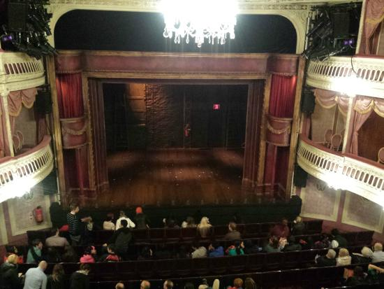 The 39 Steps : Criterion Theatre before the show