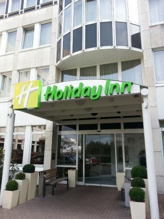 Holiday Inn Frankfurt Airport - Neu-Isenburg : Holiday Inn Neu Isenburg.