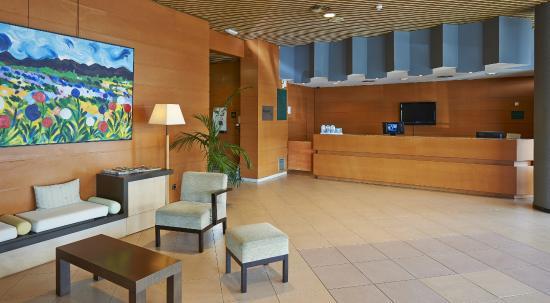 Sala Fumatori Aeroporto Barcellona : Hesperia sant joan hotel barcellona spagna prezzi e