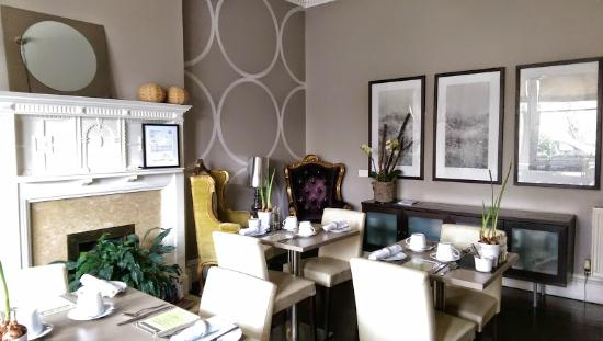 Ardmor House: Breakfast room