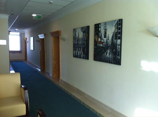 Hotel Master: Hallway